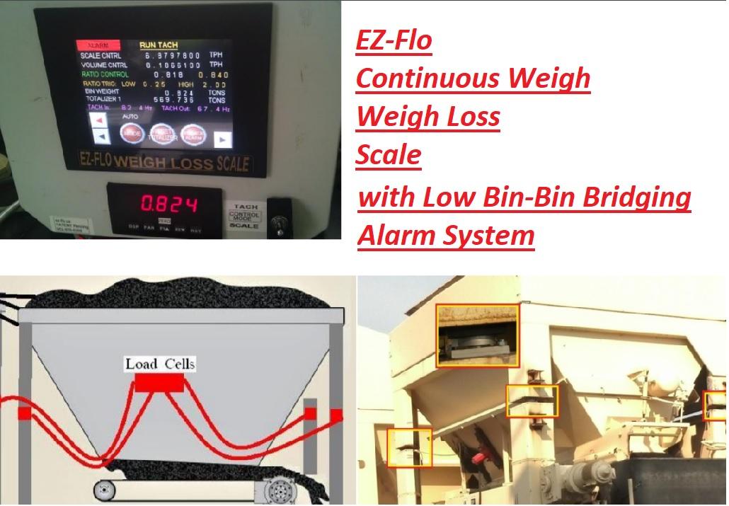 Ez-Flo Weigh Loss Scale Controller